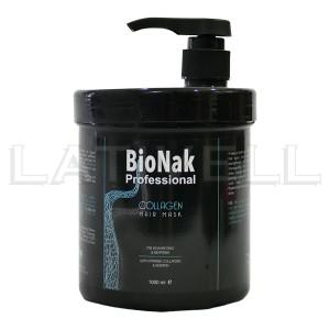 Μάσκα με Κολλαγόνο Bionak 1000ml στα 2 τμχ το 3 δώρο