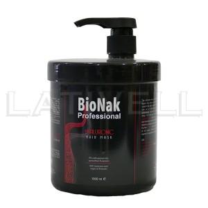 Μάσκα με Υαλουρονικό Οξύ Bionak 1000ml 2+1 δώρο