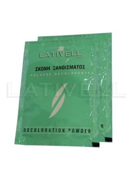 Ντεκαπάζ Φακελάκι Lativell 15gr στα 3 τμχ το 4 δώρο
